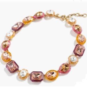 J. Crew Jewel Box Necklace